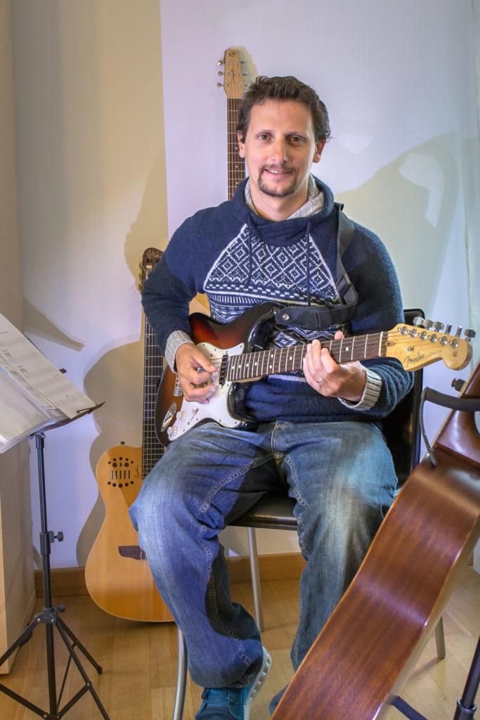 Professeur de guitare Toulouse - Ramonville